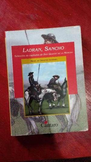 Ladran Sancho de Cervantes Saavedra