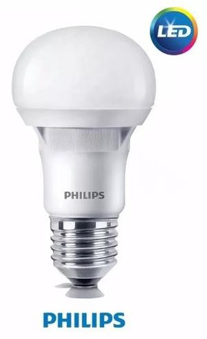 Lampara Led Philips 12w = 95w Luz Fría k Pack X10