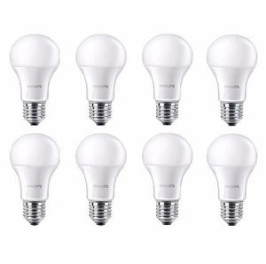 Lampara Led Philips Equivalente A 100w Calid Pack 8 Unidades
