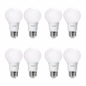 Lampara Led Philips Equivalente A 70w Fria Pack X 8 Unidades