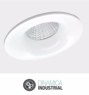 Oferta X 20! Mini Spot Blanco Led Emb 6w Cálida k Deco