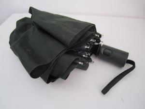Paraguas retractil automatico con detalles (Verde Ingles) -