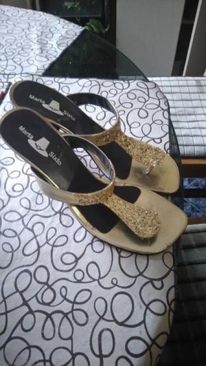Sandalias Impecables Nº37