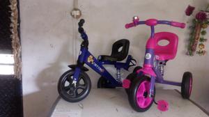 Triciclo varon y nena