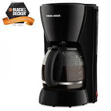 VENDO CAFETERA SIN JARRA BLACK & DECKER dcm601b-ar