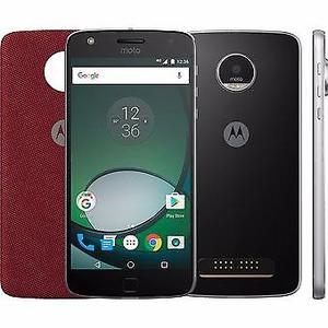 Vendo Motorola Moto Z Play Xtg + Mods Parlante JBL