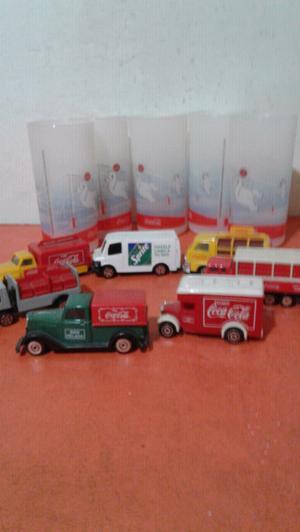 Vendo coleccion coca cola