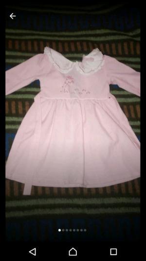 Vestido rosa t4