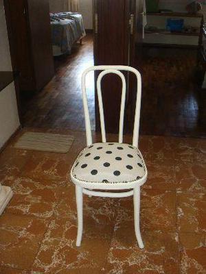 antiguas sillas estilo tonnet