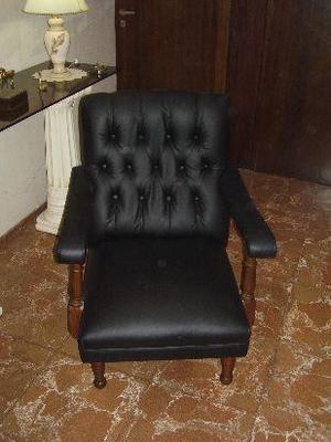 antiguos sillones estilo ingles