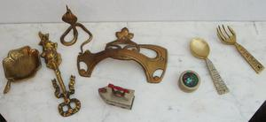 artículos decorativos varios