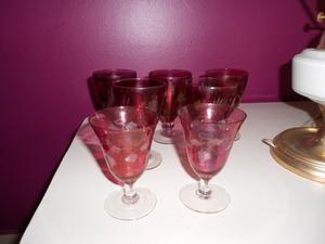 hermosas copas bordò