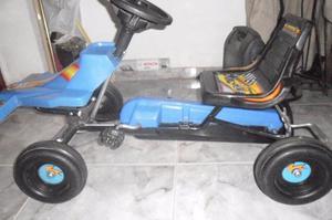 karting a pedal con cadena