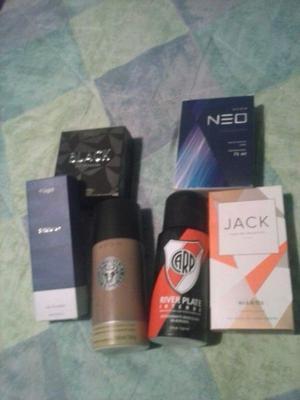 perfumes para hombre y mujer
