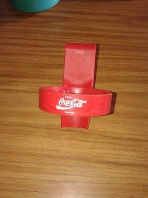 vendo soporte de vaso de coca cola