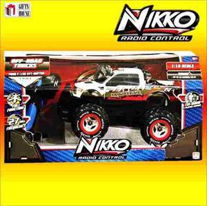 Auto Ford F-150 Raptor Radio Control Rc 1:16 Nikko Promo