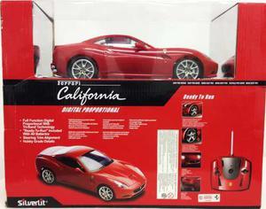 Auto Radio Control Ferrari California Silverlit 1:16