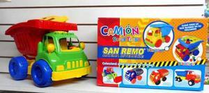 Camion Volcador Super Turbo San Remo