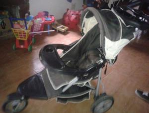 Cochecito De Bebe Infanti Jogger 3 Ruedas Con Huevito