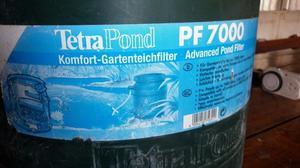 Filtro de agua para peceras grandes o estanques TETRA