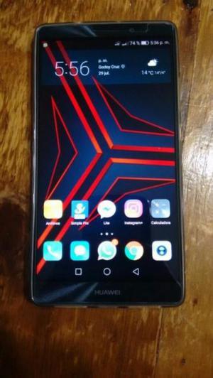 Huawei mate 8 3gbram 32gb libre de fábrica impecable