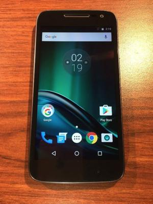 LIQUIDO Moto G4 Play 16GB LIBRE E IMPECABLE