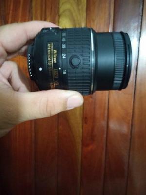 Lente Nikon  Nuevo Sin Uso
