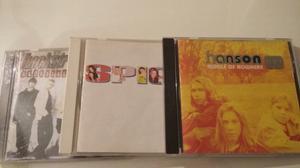 Lote 3 cd originales