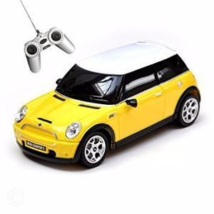 Mini Cooper S Auto Radio Control 1/18 - Giro Didáctico