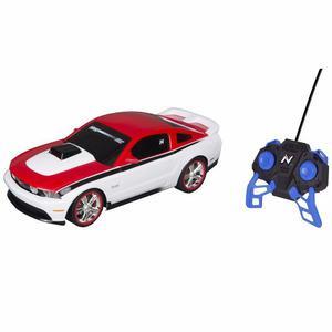 Nikko Ford Mustang 5.0 Auto Radio Control - Giro Didáctico