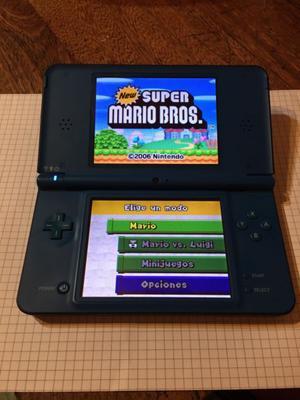 Nintendo Dsi XL con 32GB