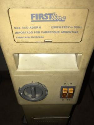 Radiador de aceite Calefactor