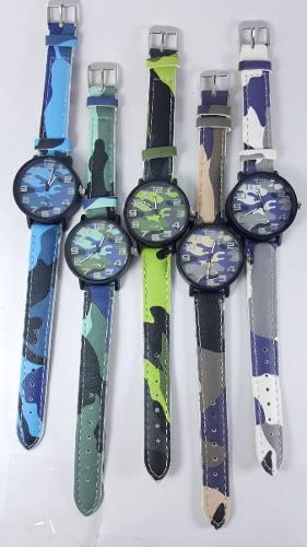 Relojes Ultima Moda 110 Unidades Variados
