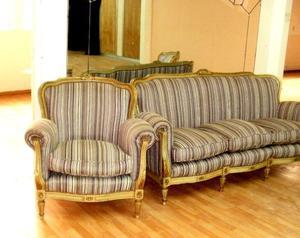 Vendo juego sillones luis xvi estilo barracas posot class - Sillones estilo frances ...