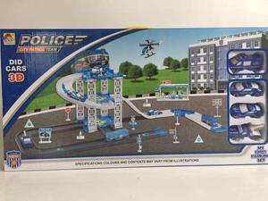Set De Pista Policia