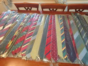 Vendo estas corbatas nuevas excelente calidad