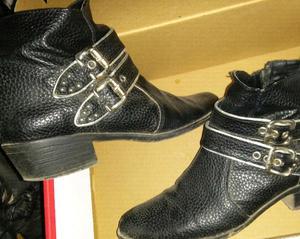 Zapatillas y Botas usadas