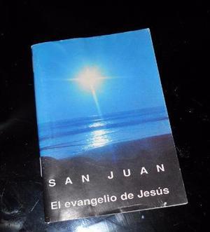 evangelio de san juan - version popular