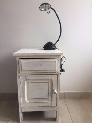 lampara para escritrio negra