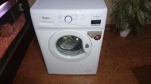 lavarropas whirlpool wnq76a de 7kg sin uso de outlet