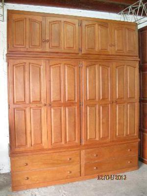 muebles de algarrobo...somos fabricantes!!