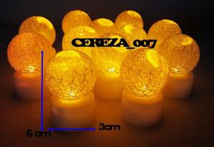 Guirnaldas con luces esferas de hilo eventos posot class - Luces led calidas ...