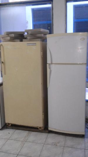 2 heladeras usadas