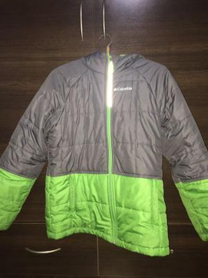 Campera Columbia inflable -
