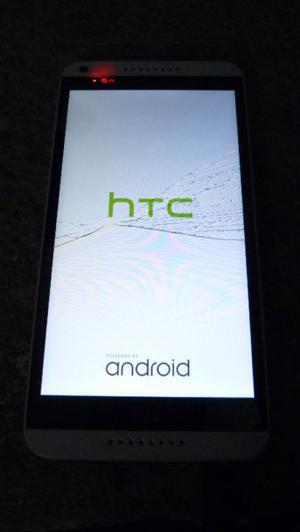Celular HTC desire 816G con la pantalla rota