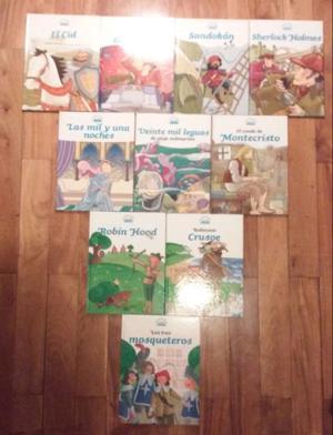 Coleccion 10 Libros Infantiles Ilustrado