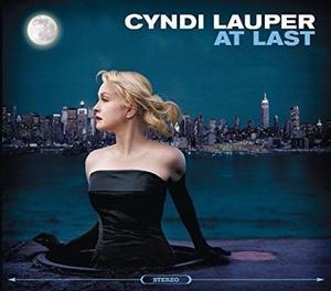 Cyndi Lauper - At Last. Cd de Edición Nacional. Impecable!