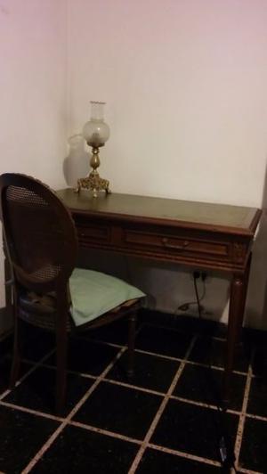 Escritorio y silla LUIS XV