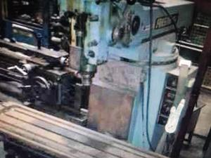 Fresadora de torreta Fresar TSJ- envío al interior