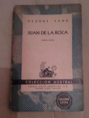 LIBRO JUAN DE LA ROCA - EDICION